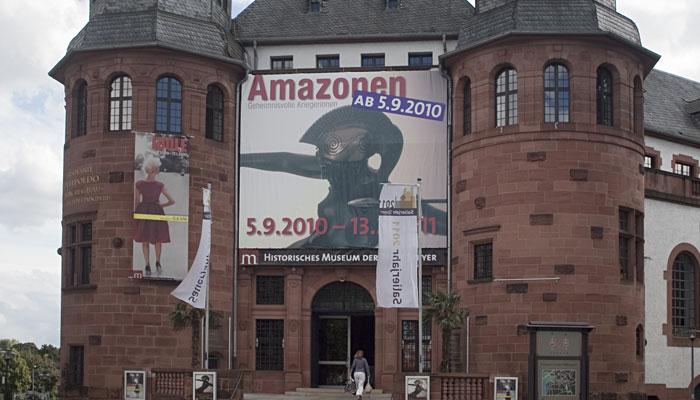 historisches museum der pfalz speyer projekt amazonen museum und klick. Black Bedroom Furniture Sets. Home Design Ideas